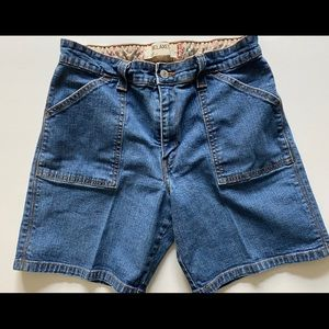 Levi's Relaxed 550 Denim Shorts